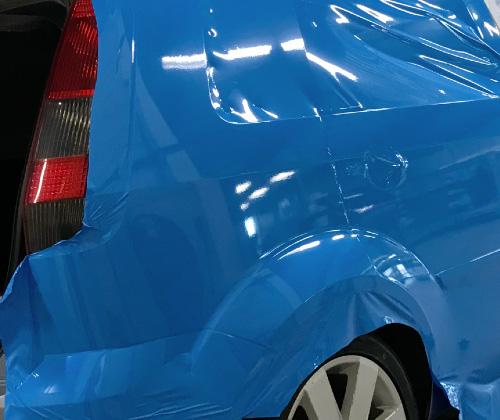 van Dijk Signmakers, specialist in auto wrappen