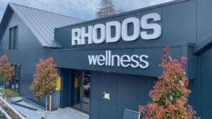 Gevelreclame Rhodos wellness