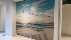 Airtex fotobehang deventer ziekenhuis