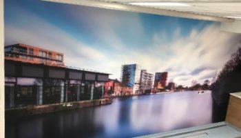Airtex naadloosbehang Van Dijk Signmakers voor ETZ Tilburg (6)