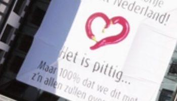 Doek Librije Van Dijk Signmakers