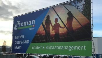 PVC doek outdoor Breman Zwolle