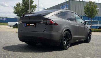 Tesla-auto-wrappen